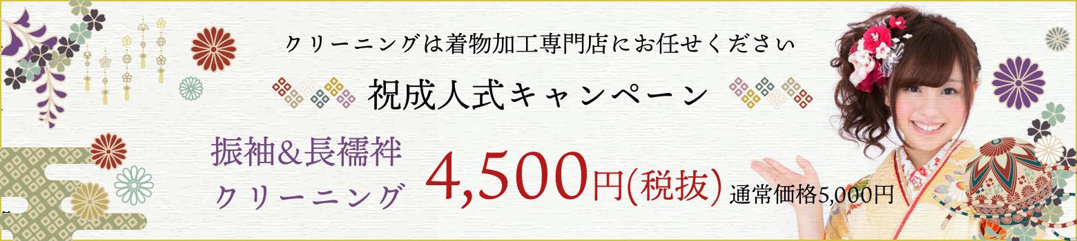 振袖キャンペーンバナー